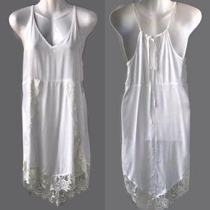 Free People Intimately NWT Halter Slip Dress, XS